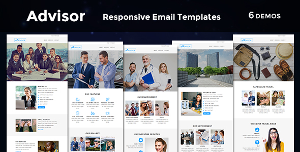 Lords - Responsive Email Template - 6
