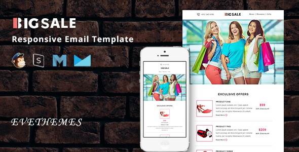 Lords - Responsive Email Template - 3
