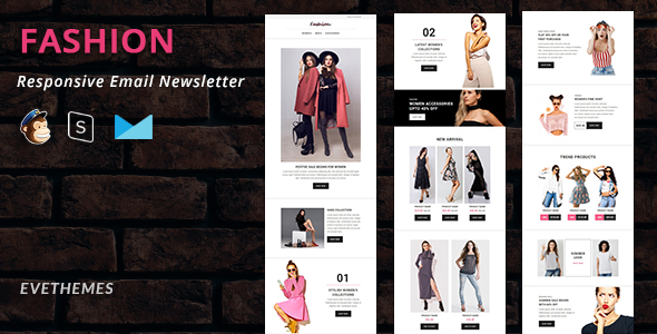 Conference - Responsive Email Newsletter - 1
