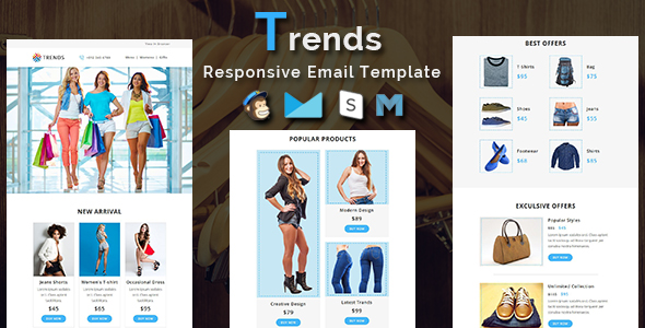 party - multipurpose responsive email templates (newsletters) Party – Multipurpose Responsive Email Templates (Newsletters) trends