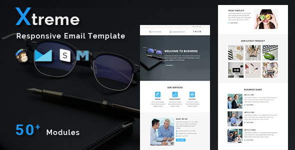Lords - Responsive Email Template - 2