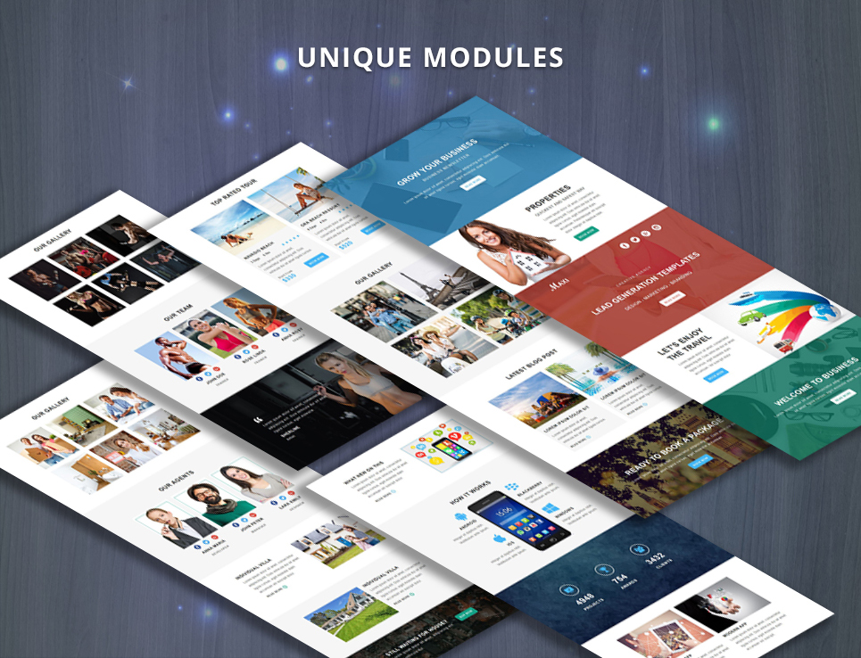 maxi-presentation-1 Maxi - Multipurpose Responsive Email Templates theme WordPress