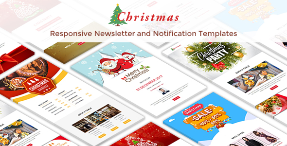 Party - Multipurpose Responsive Email Templates - 5