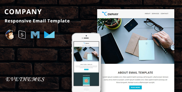 PET - Responsive Email Template - 6