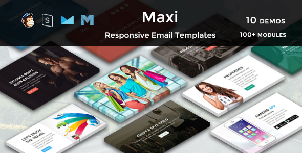 PET - Responsive Email Template - 1