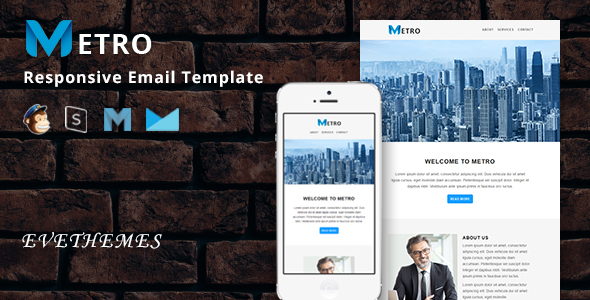 PET - Responsive Email Template - 4