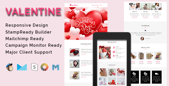 Party - Multipurpose Responsive Email Templates - 1